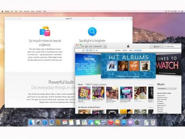 Get ready for OS X Yosemite