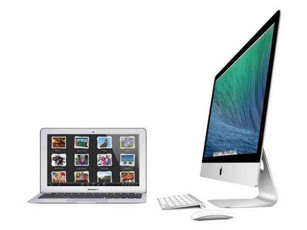 Apple could launch 4K iMac and Retina display MacBook Air in October