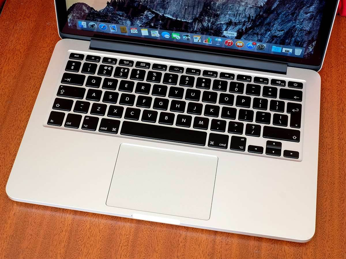 Updated 15in MacBook Pro with Force Touch trackpad incoming