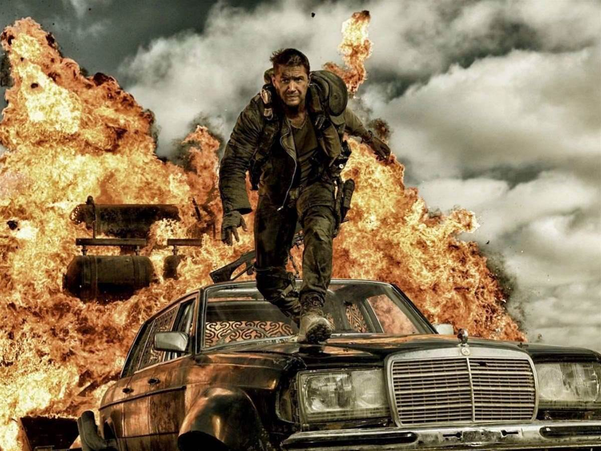 Mad Max: Fury Road leads Warner's charge into 4K Blu-ray releases
