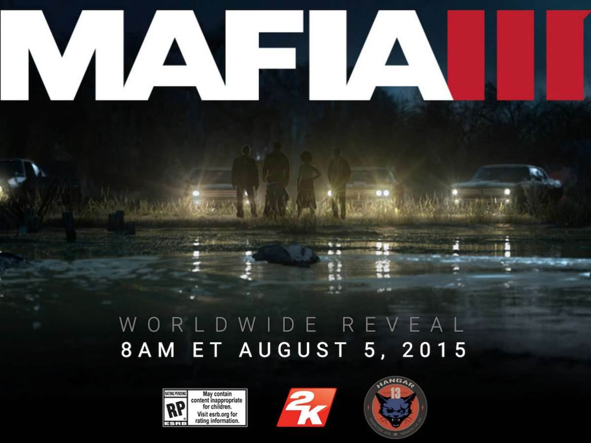 Mafia III announced