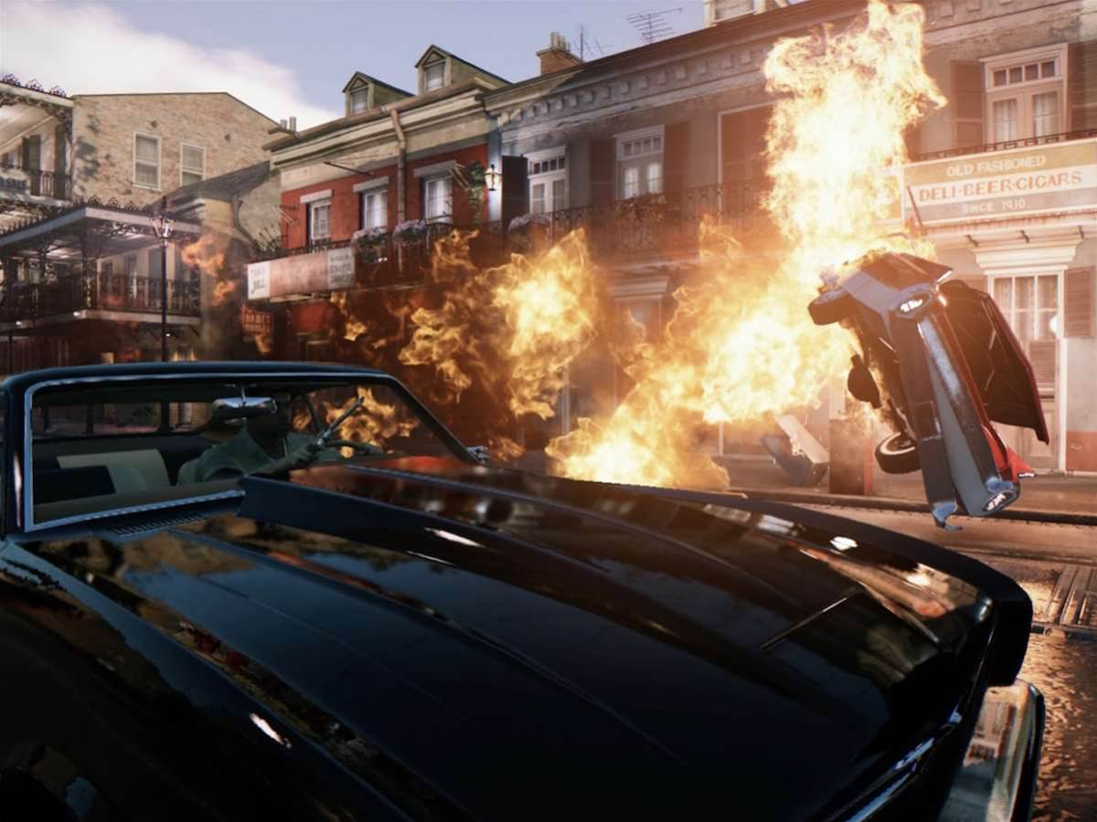 Mafia III shifts the open-world crime saga to 1960s New Orleans