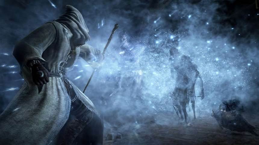 Dark Souls 3 DLC release date, trailer and news: Ashes of Ariandel revealed in icy trailer