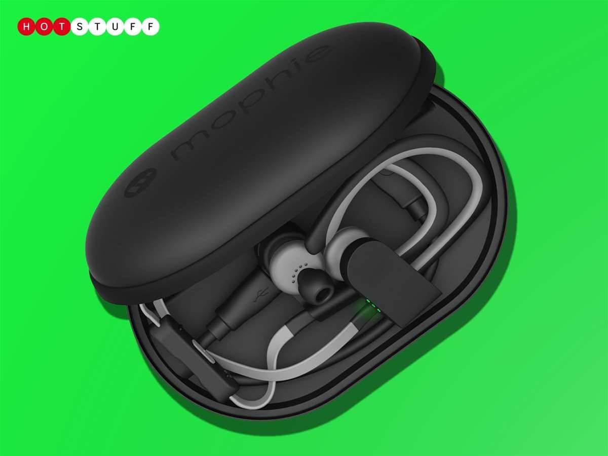 Mophie's Power Capsule is the missing brick in your iPhone 7 relationship