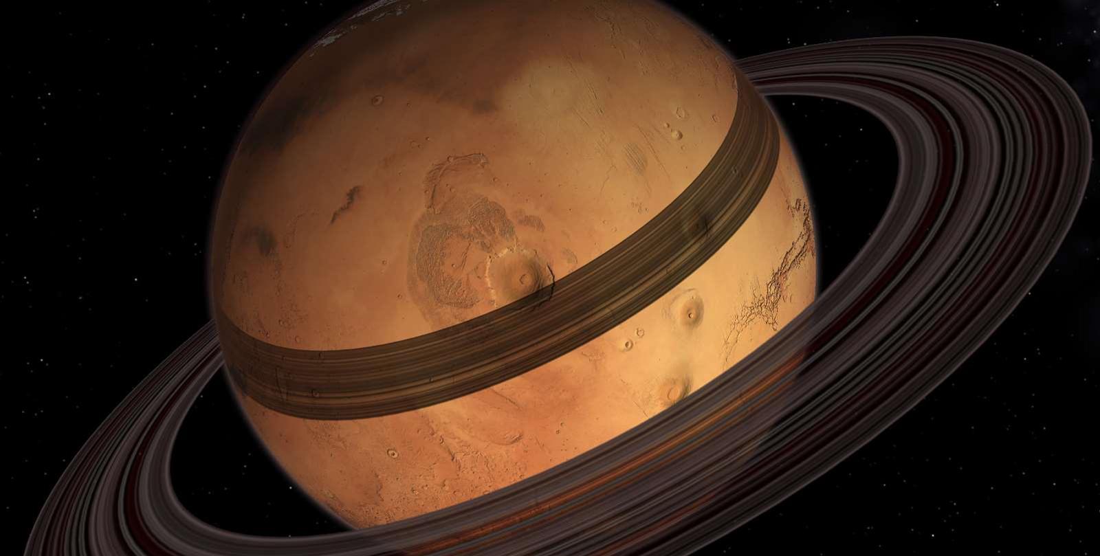 Falling Phobos Will Eventually Put A Ring Around Mars