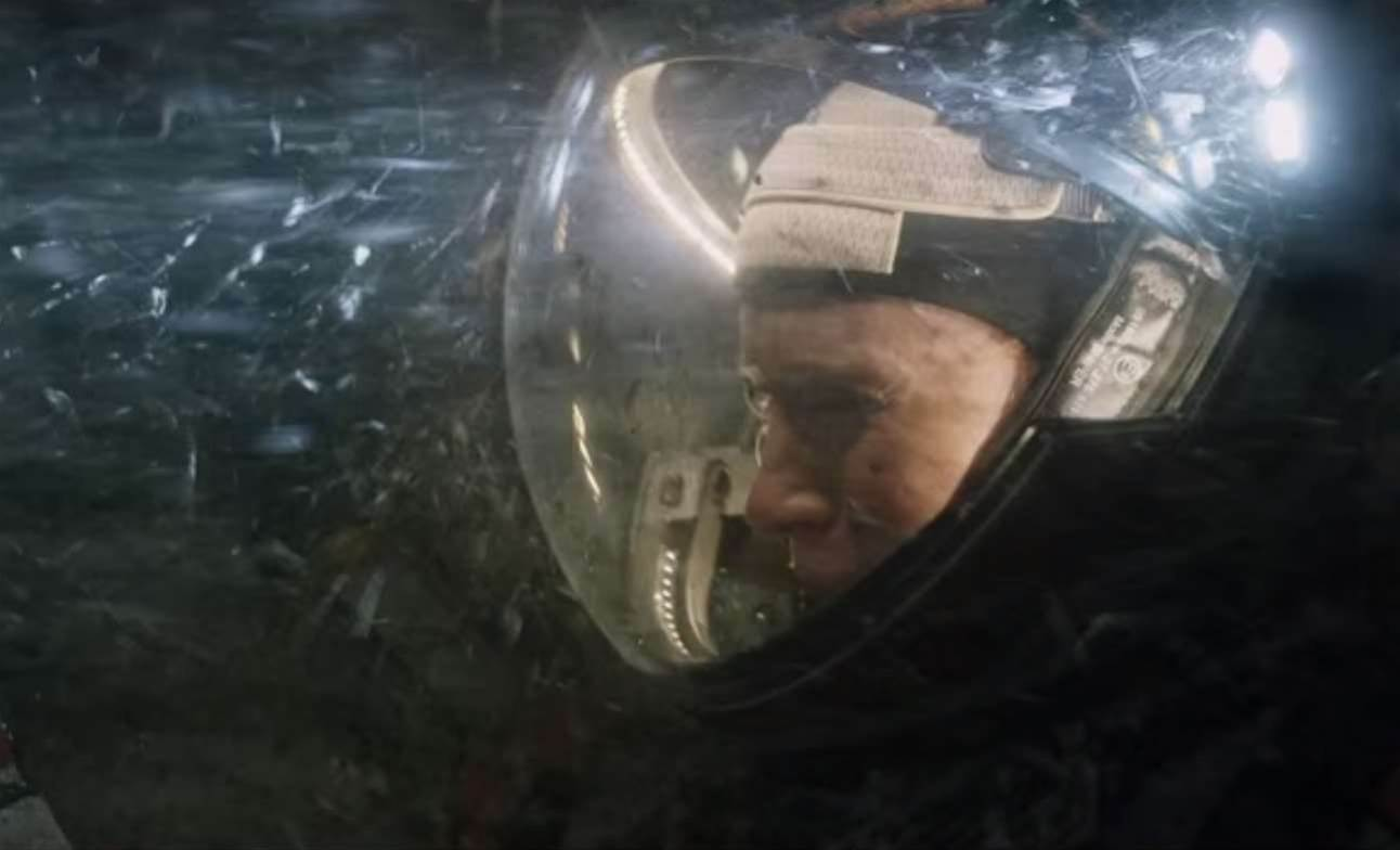 Why The Deadly Sandstorm In 'The Martian' Is Impossible