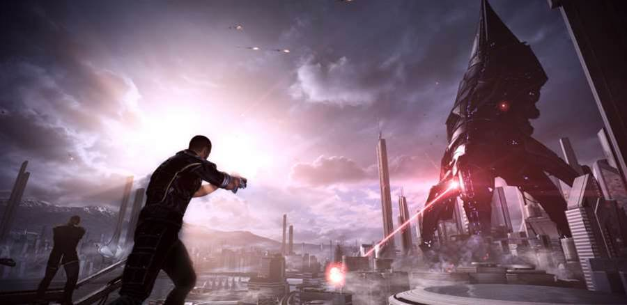 Reviewed: Mass Effect 3