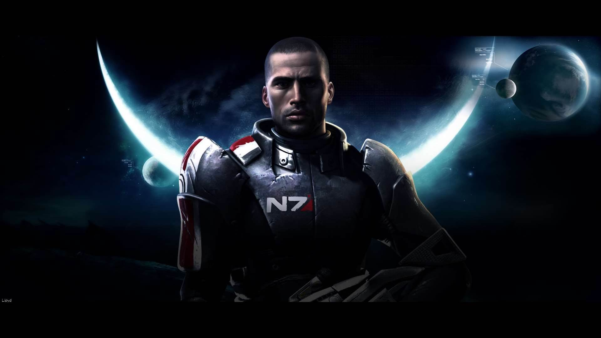 Coming back to Mass Effect