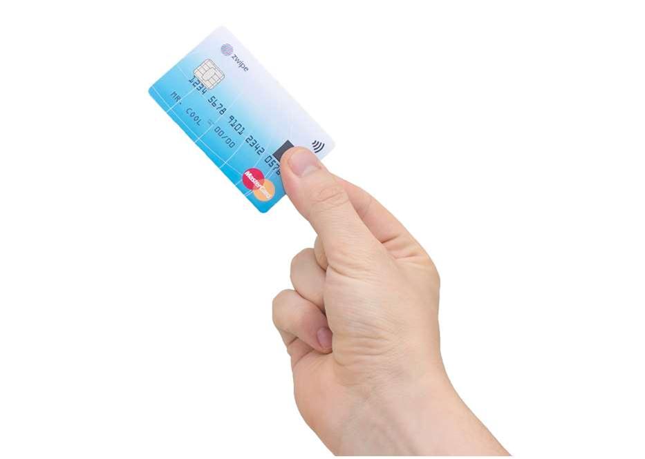 MasterCard adds fingerprint scanner to credit cards