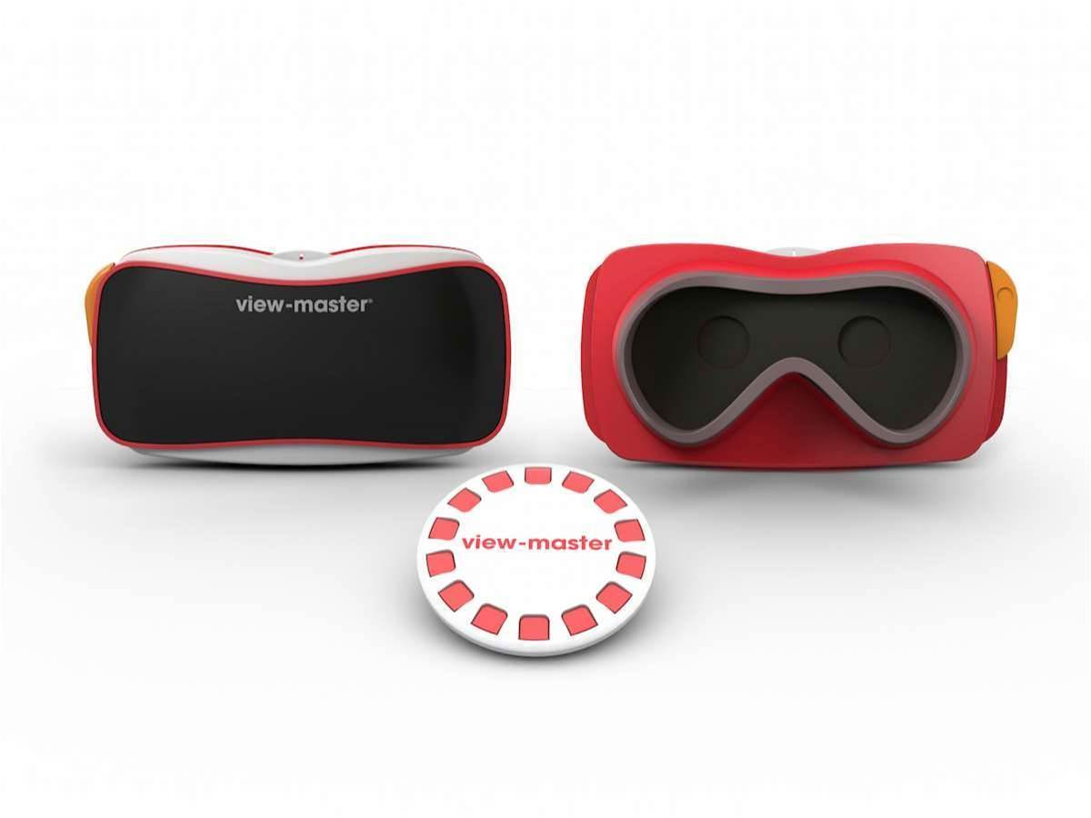 View-Master reborn as kid-friendly, Android phone-powered VR headset