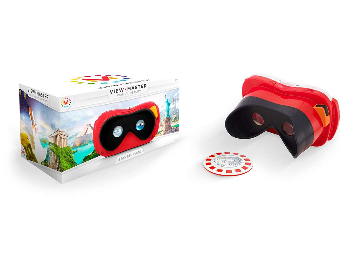 View-Master VR viewer released