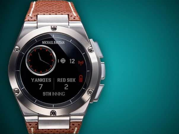 HP's first smartwatch offers more style than an Apple Watch