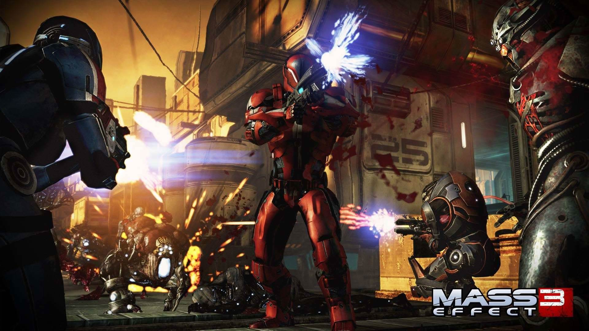Mass Effect 3 Multiplayer - maybe we're getting excited now...