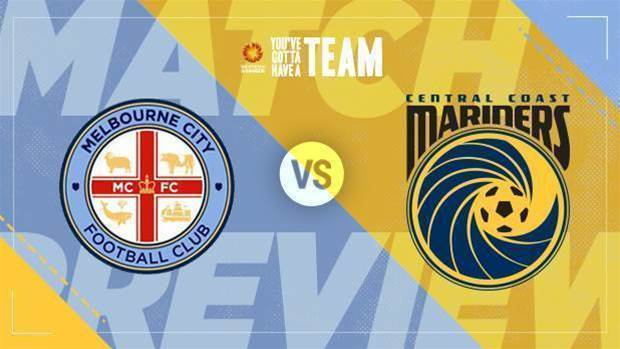 Preview: City v Mariners