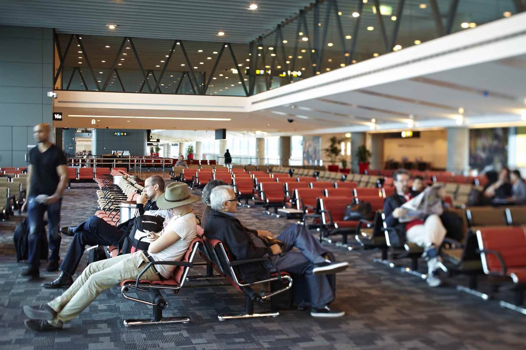 Network outage delays flights out of Melbourne Airport