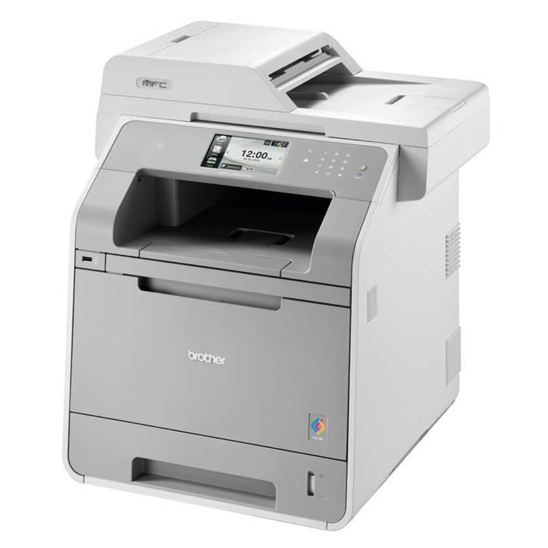Brother's MFC-L9550CDW is a business-grade colour laser printer