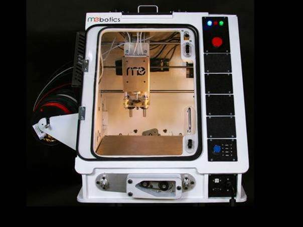 Microfactory isn't just a 3D printer: it's a workshop in a box
