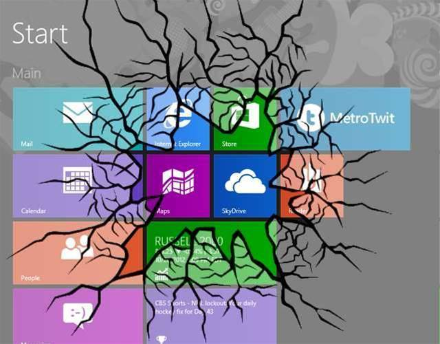 Germany warns against Windows 8 security