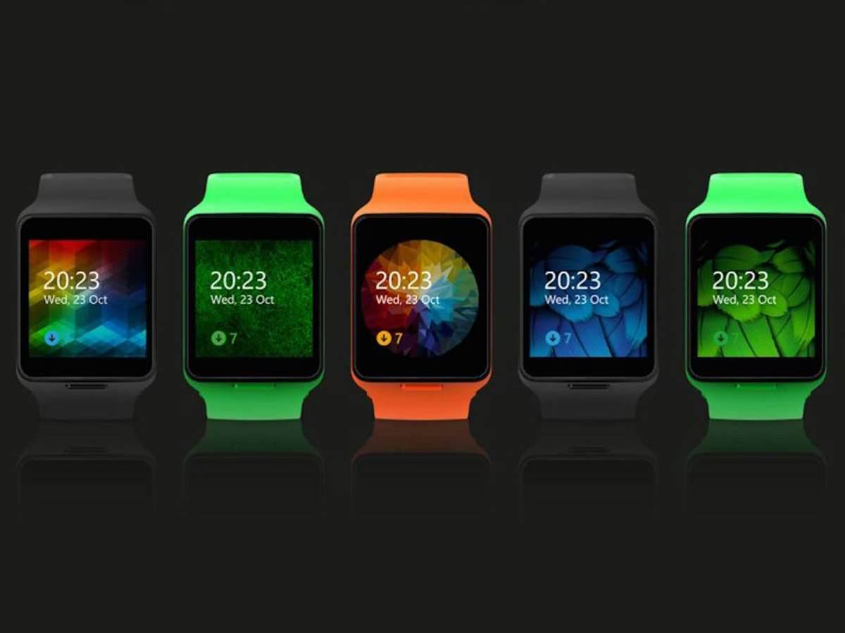 Microsoft and Nokia's Moonraker smartwatch uncovered