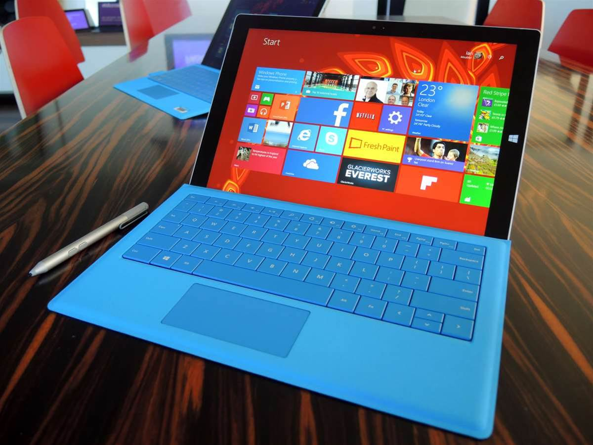 Microsoft's Surface Pro 4 and new Lumia phones to be revealed in October