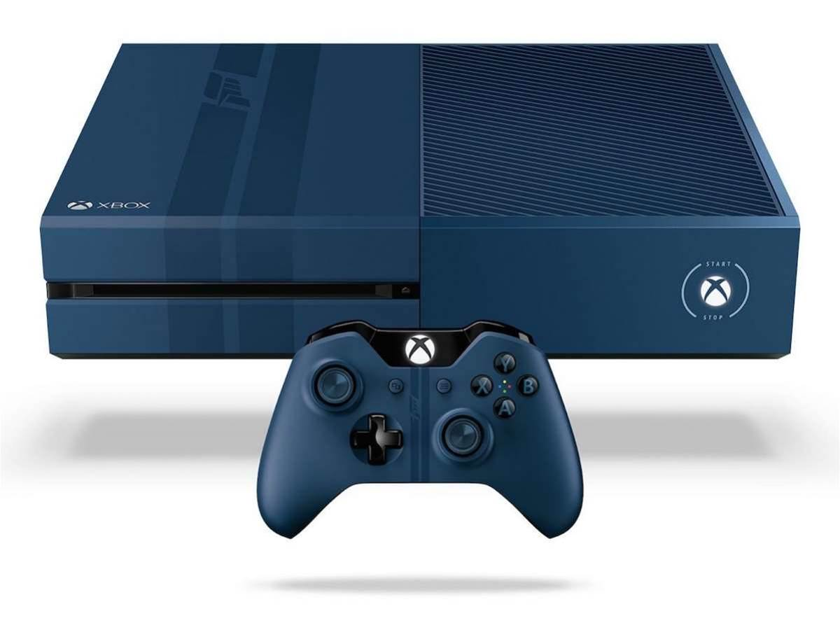 Limited Forza Motorsport 6 Xbox One console looks stylish, makes silly sounds