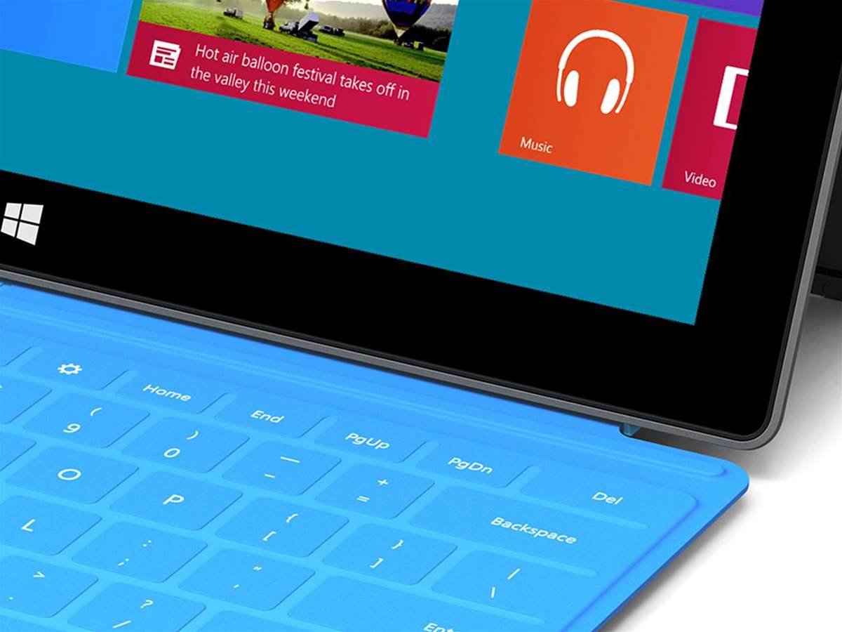 8in Microsoft Surface Mini to launch this June