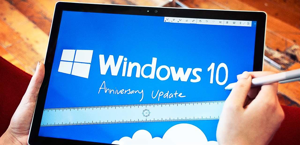 Three ways to get Windows 10 Anniversary Update
