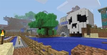 Minecraft: as addictive as any blockbuster