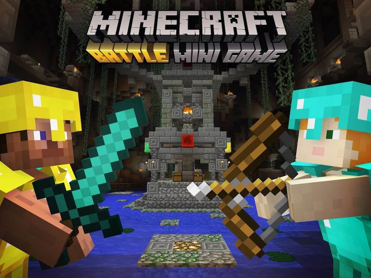 Minecraft will add new mini-game modes to the console versions