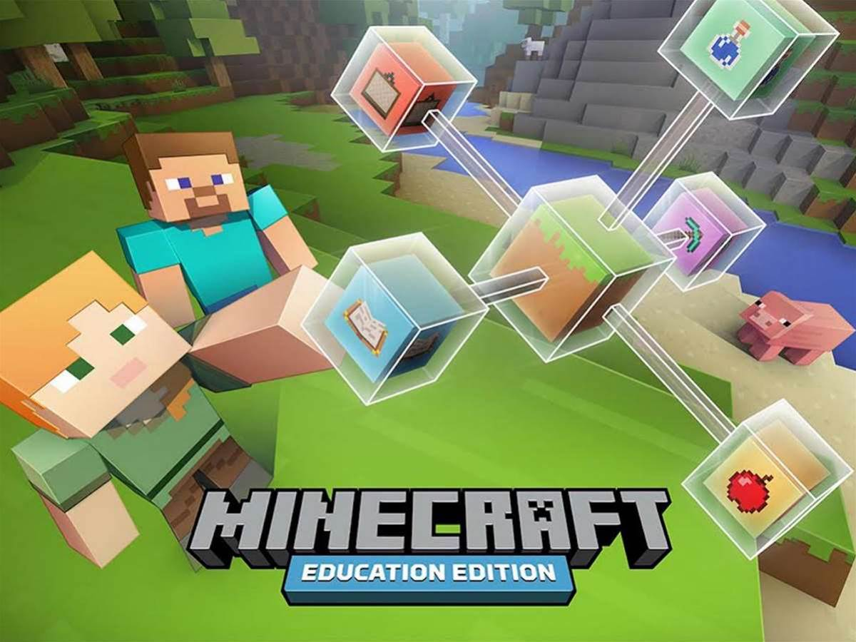 Minecraft: Education Edition will ensure kids never have to stop playing