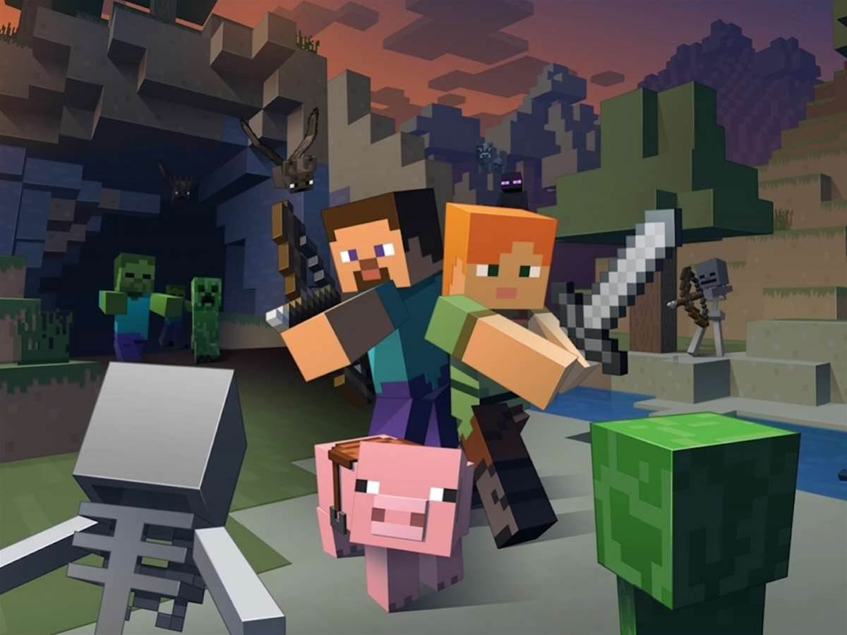 Minecraft coming to Gear VR