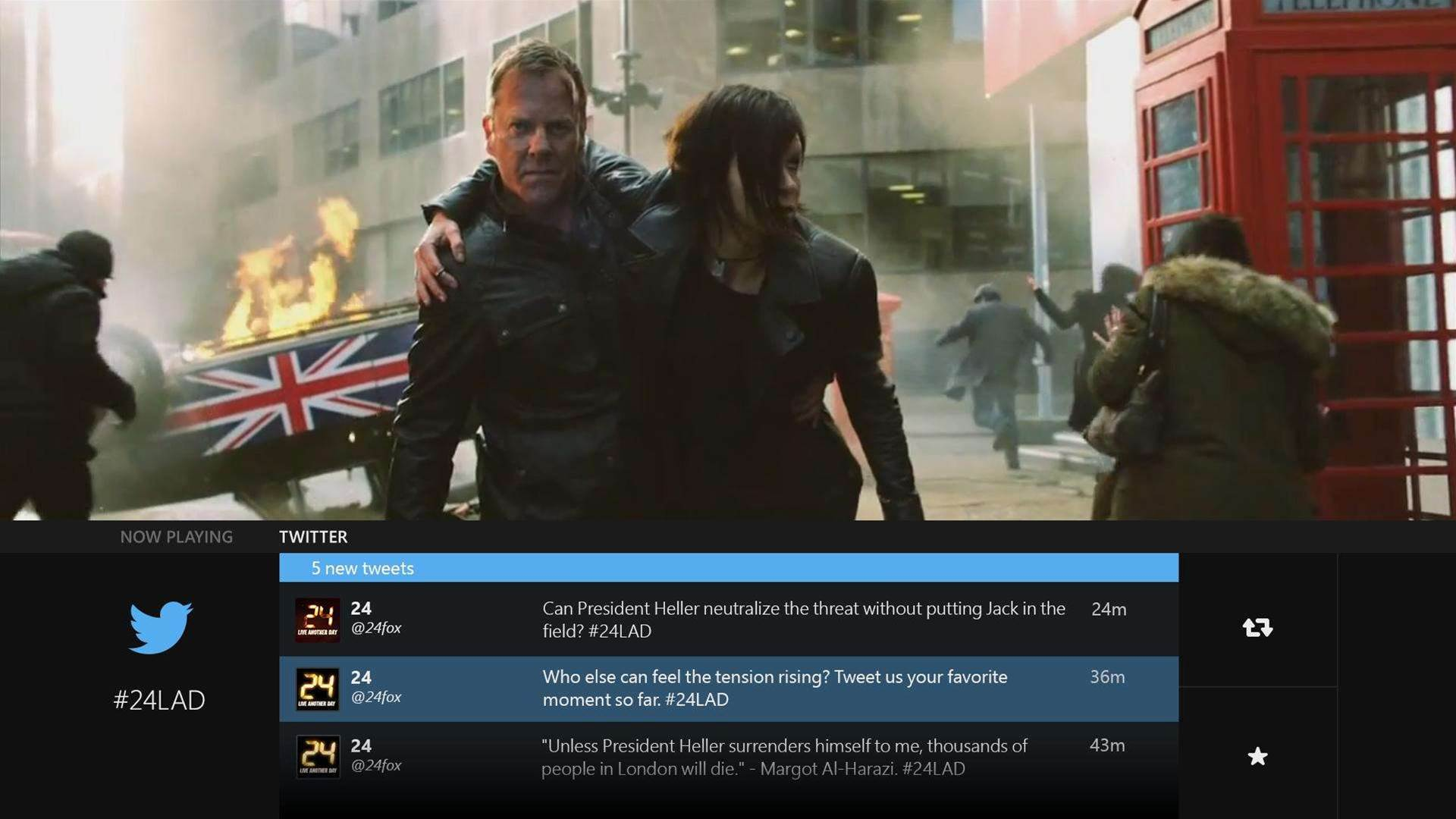 With Xbox One, You'll Never Watch TV Alone