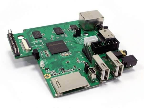 Imagination's Creator CI20 board is a pricier, better-connected, plug'n'play Raspberry Pi