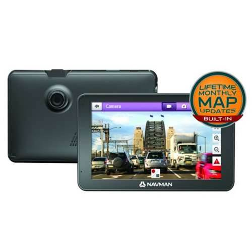 Navman launches new MiVUE Drive FHD dashcam with GPS