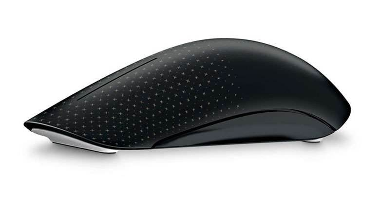 Hands on with Microsoft's Touch Mouse