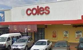Coles to enable contactless payments