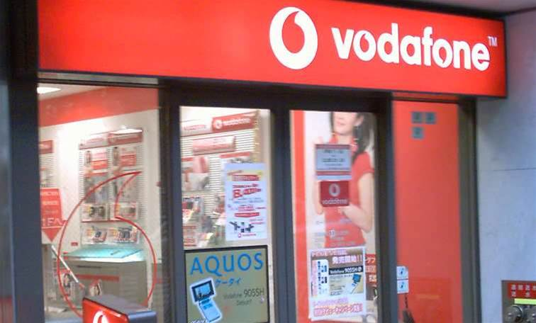 Vodafone and McAfee partner for mobile security