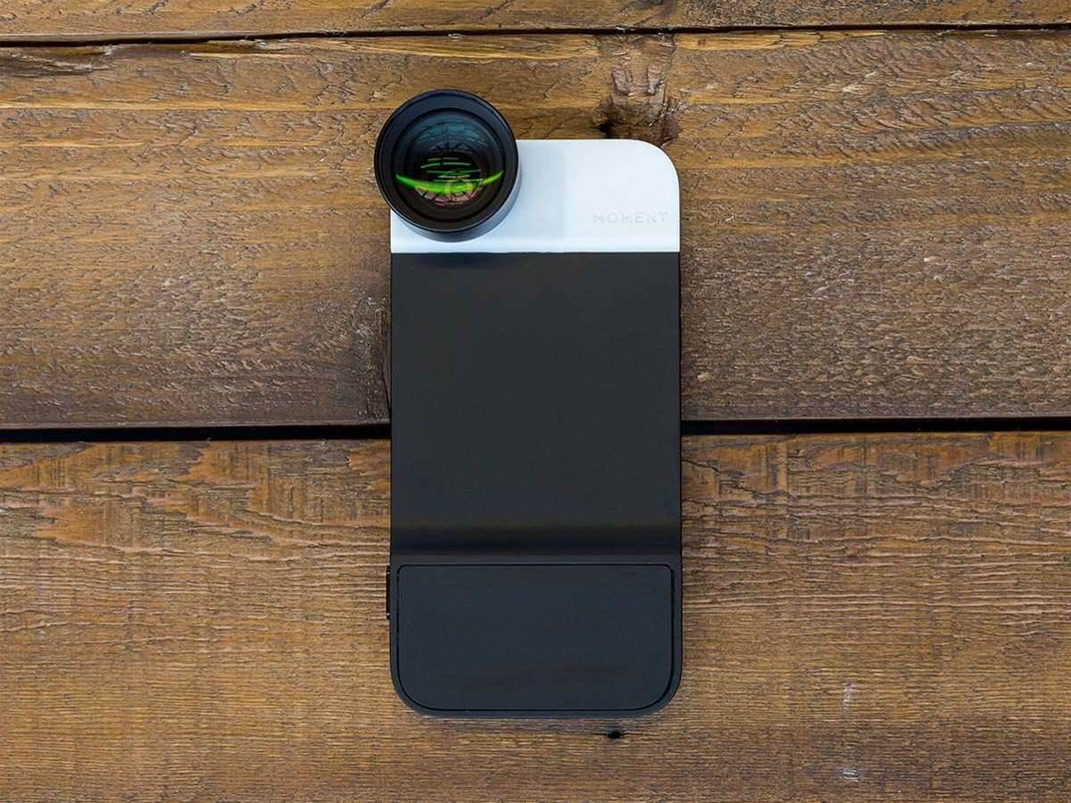 Moment is the first iPhone camera case you might actually use