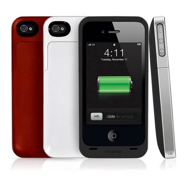 One Minute Review: Mophie Juice Pack Air