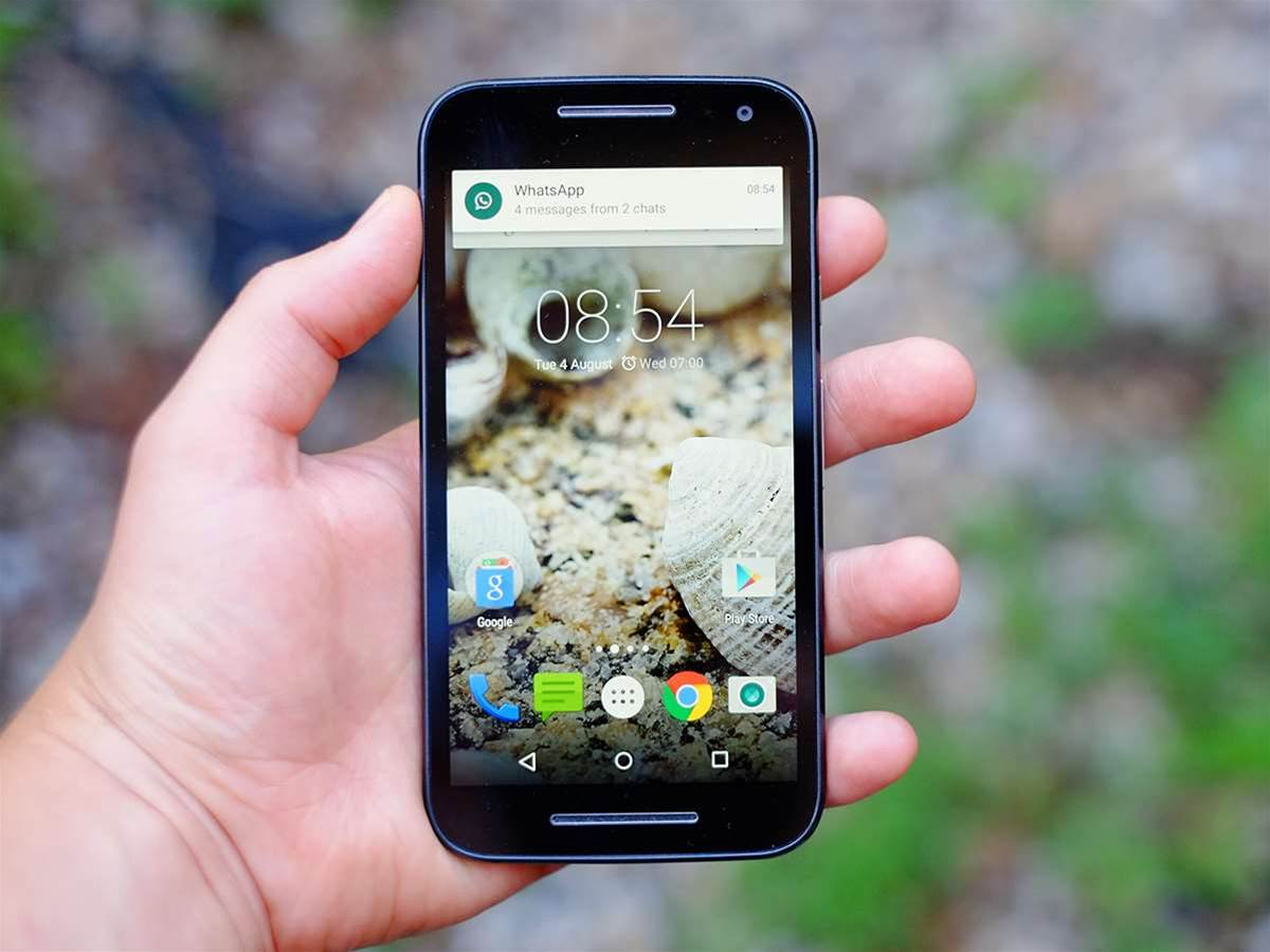 Moto G and Moto E will continue on