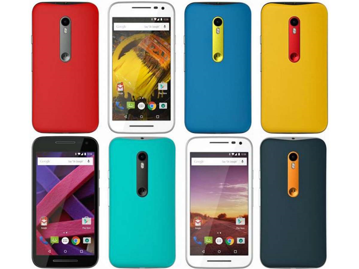 Next Moto G will probably have Moto Maker customisation