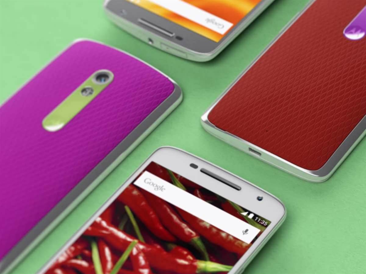 The Moto X Play is the Style's feature-trimmed sibling