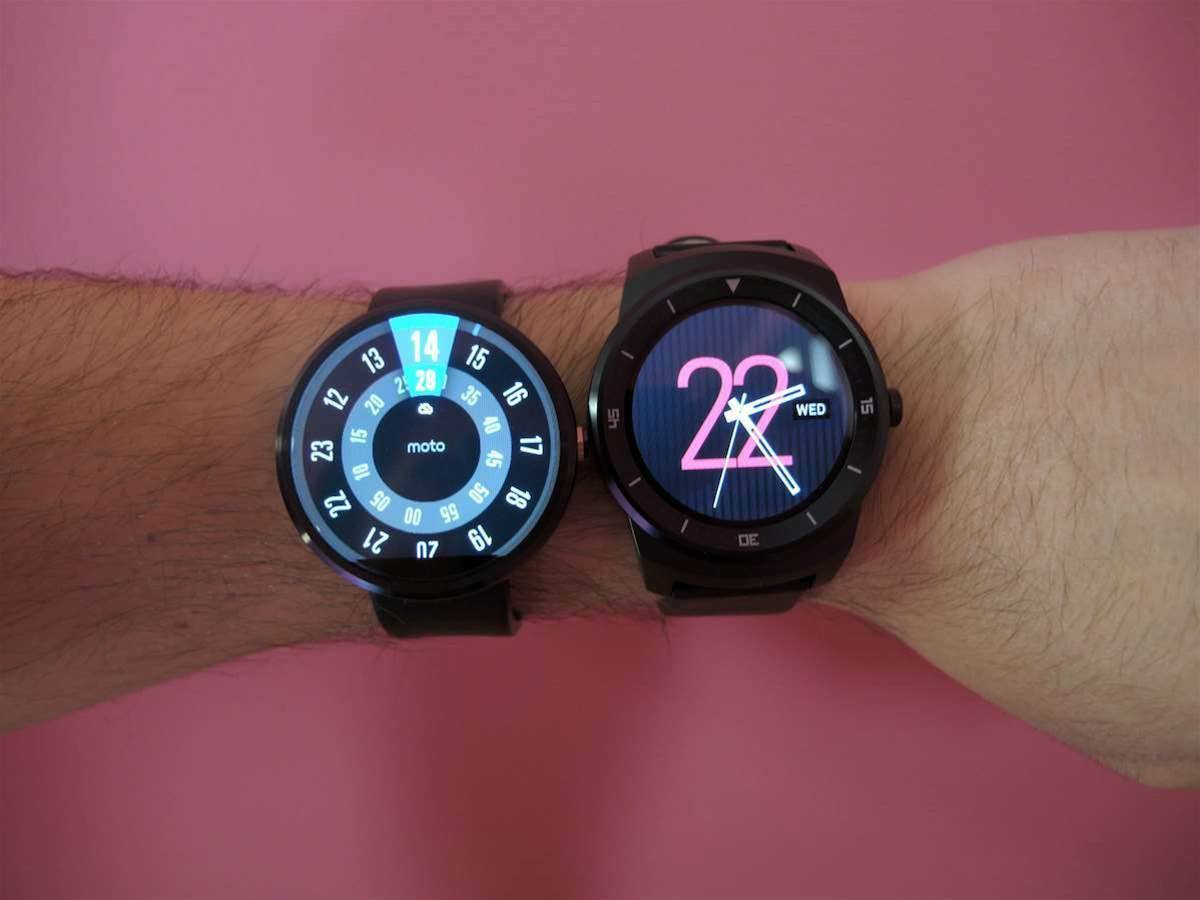 Android Wear update will hopefully enable Wi-Fi notifications and gestures