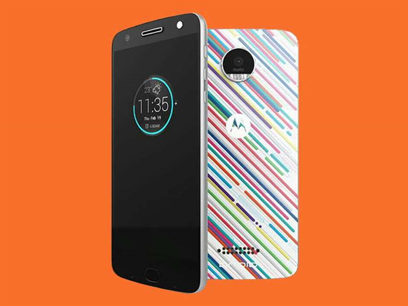 Modular Moto Z looks set for a June 9 launch