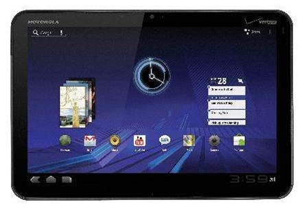 Motorola Xoom tablet rumoured as next Apple patent target
