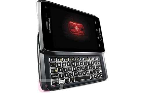 Motorola RAZR to get QWERTY keyboard