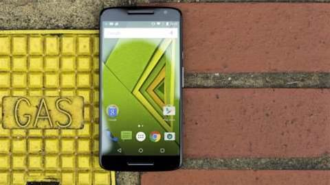 Motorola Moto X Play review: Great battery life, great price