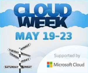 Cloud Week!
