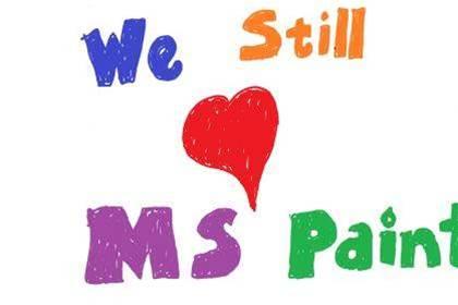Microsoft: We're not killing MS Paint