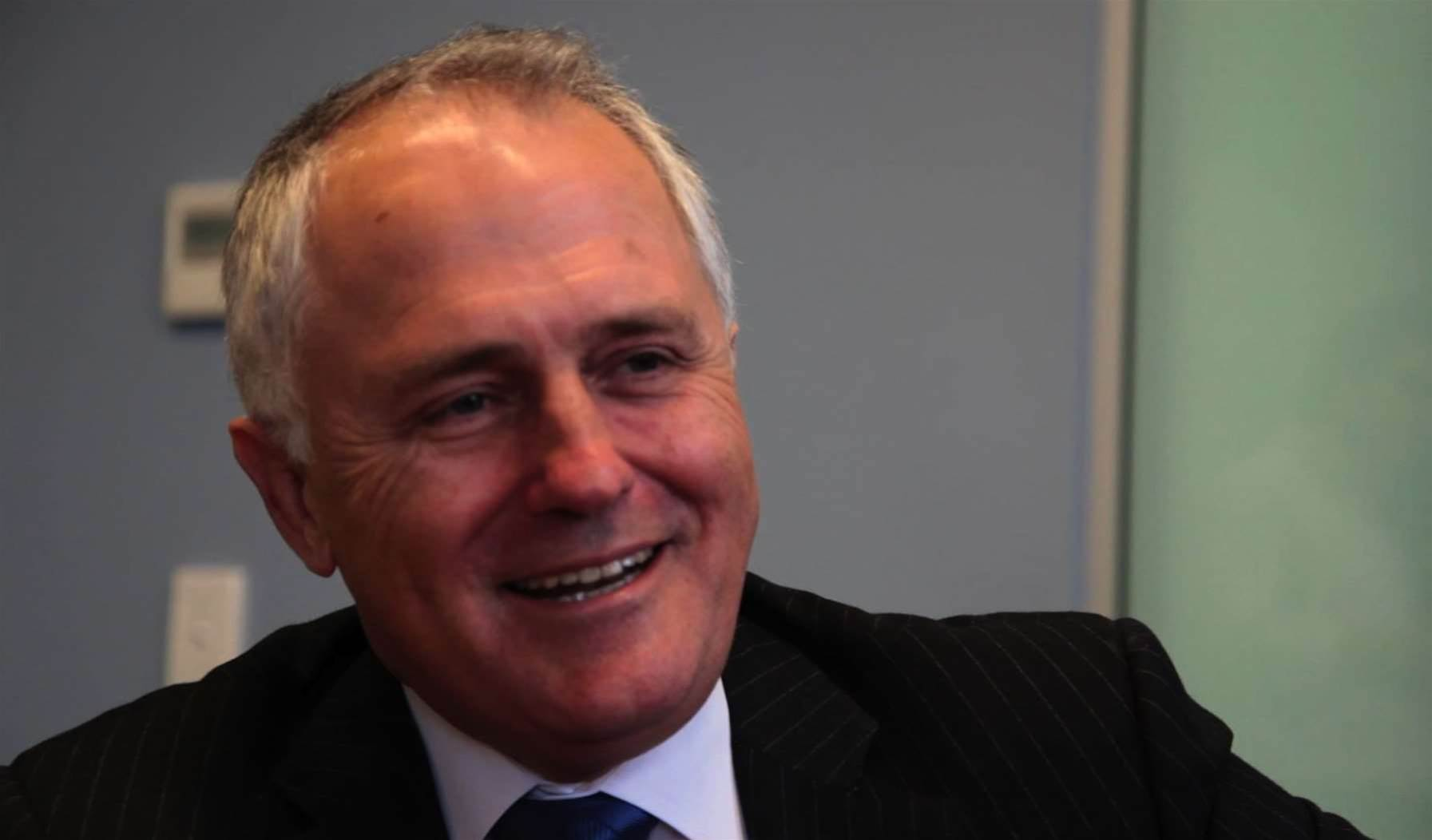 Turnbull calls for global cyber espionage agreement